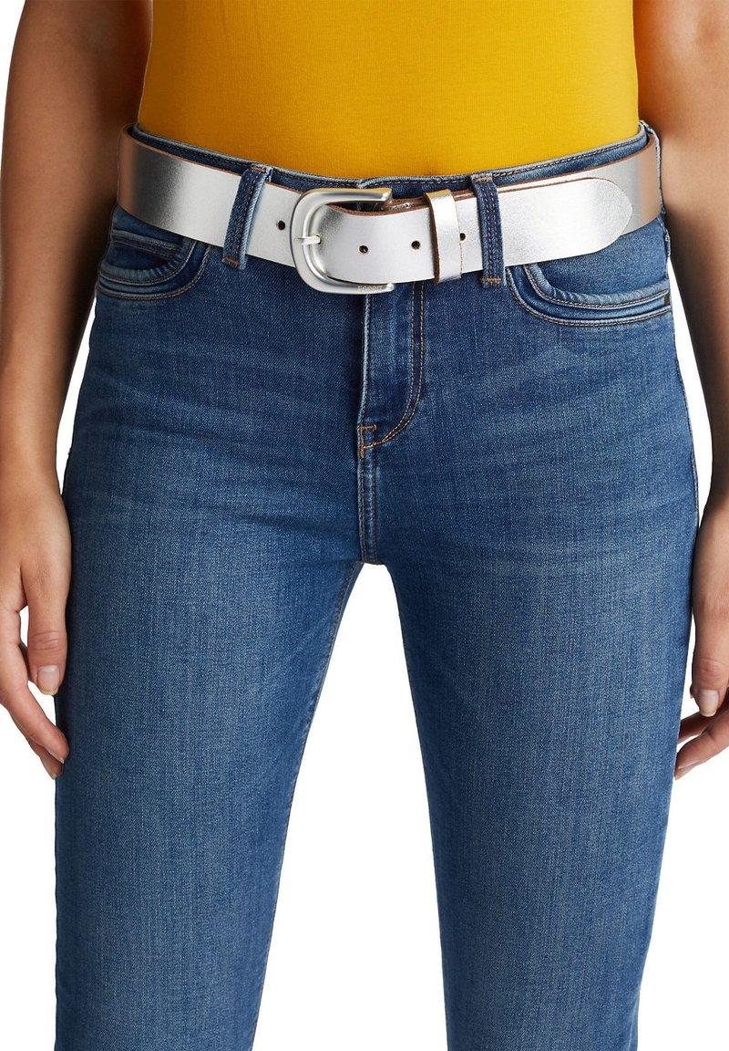 Esprit - Belt - silver