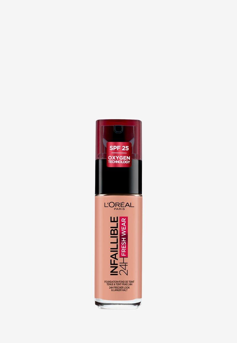 L'Oréal Paris - INFAILLIBLE 24H FRESH WEAR MAKE-UP - Foundation - 270 rose sun
