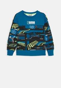 Puma - ALPHA CREW - Sweatshirt - digiblue - 0