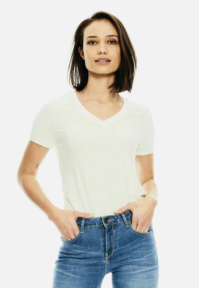 T-shirt basique - off white