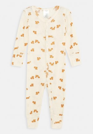 ONESIES BABY SQUIRREL UNISEX - Pyjamas - light beige