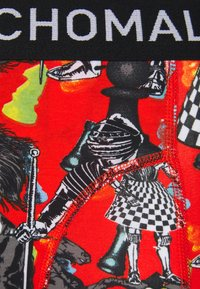 MUCHACHOMALO - VARI 3 PACK - Boxerky - red/black/orange - 4