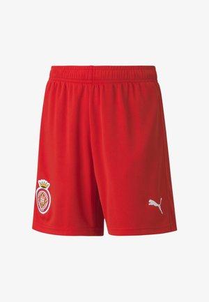 GIRONA  - Sports shorts - red-white