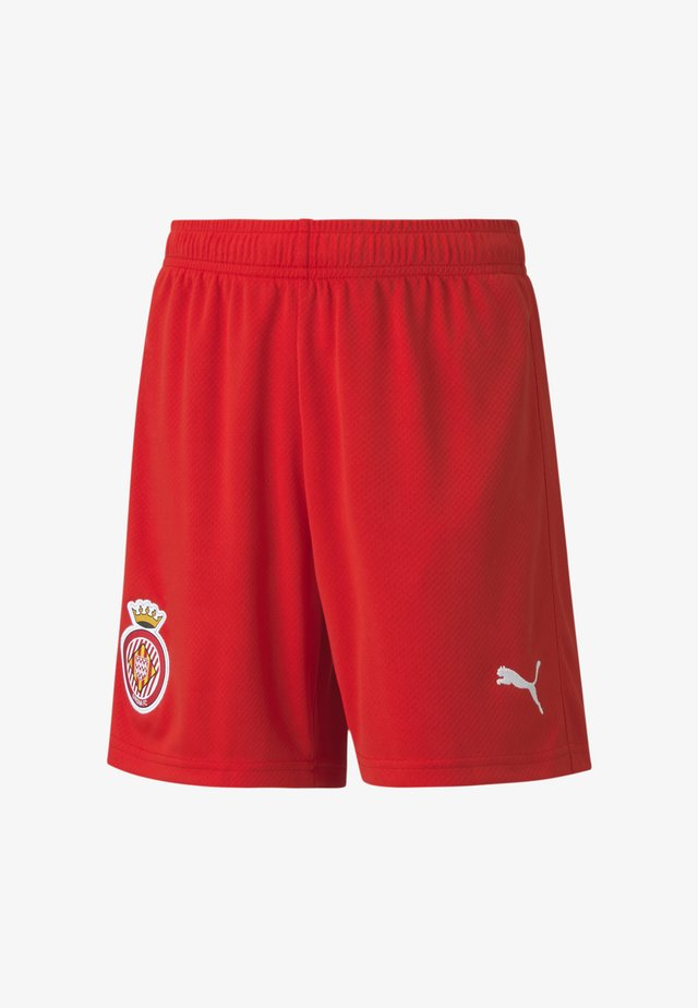 GIRONA  - Sports shorts - red-white