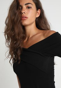 Even&Odd - BODYSUIT - T-shirt à manches longues - black - 4