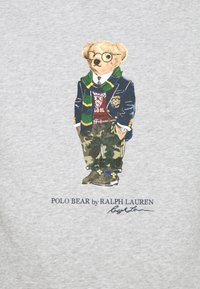 Polo Ralph Lauren - Kapuzenpullover - andover heather - 6
