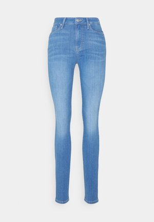 SOFT HARLEM - Jeansy Skinny Fit - blue denim