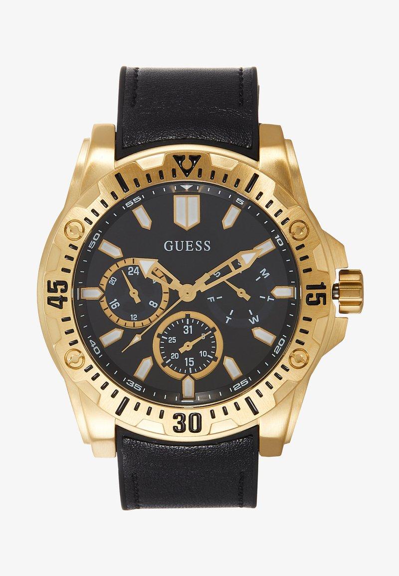 Guess - MENS SPORT - Reloj - black/gold-coloured