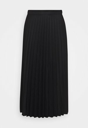 SKIRT - Jupe trapèze - black