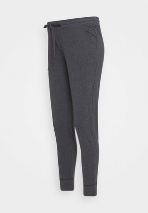 Tracksuit bottoms - charcoal marle