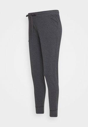 Teplákové kalhoty - charcoal marle
