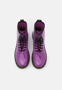 Dr. Martens - 1460 - Lace-up ankle boots - bright purple - 5