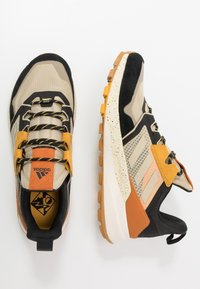 adidas Performance - adidas TERREX TRAILMAKER WANDERSCHUHE - Hikingsko - savannah/core black/solar gold - 1