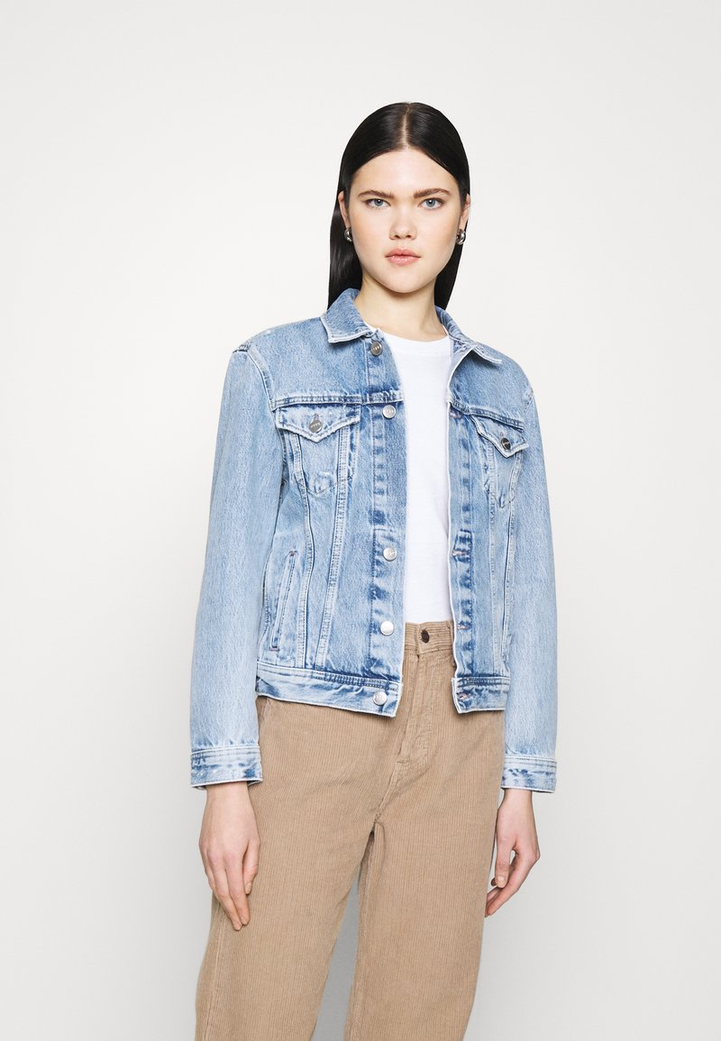 Pepe Jeans - ROSE JACKET - Denim jacket - denim