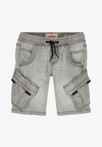 Vingino - Denim shorts - light grey - 2
