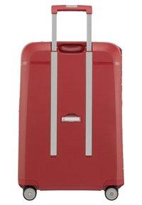 Samsonite - MAGNUM - Wheeled suitcase - rust red - 1