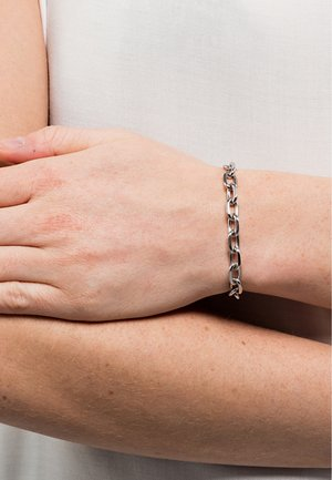 ALENIA  - Bracelet - silberfarben poliert