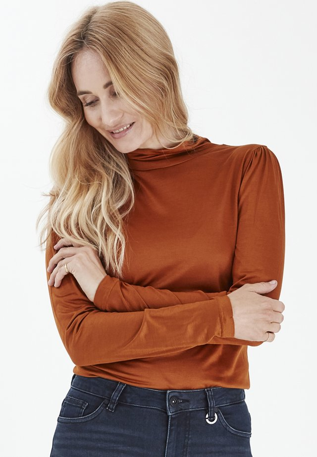 PZCARLA  - Long sleeved top - sugar almond