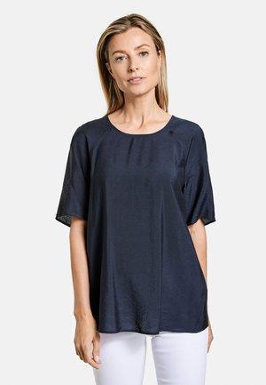 airy - Basic T-shirt - navy
