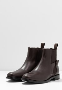 Belstaff - NEWINGTON CLEAN - Ankle boots - dark brown - 4