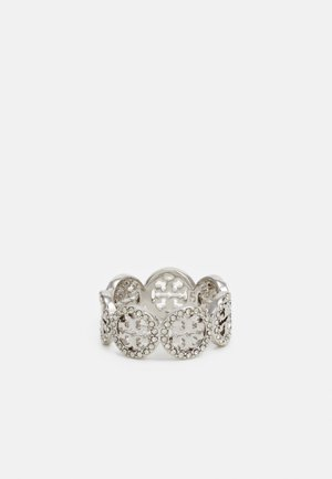 LOGO RING - Anello - silver-coloured