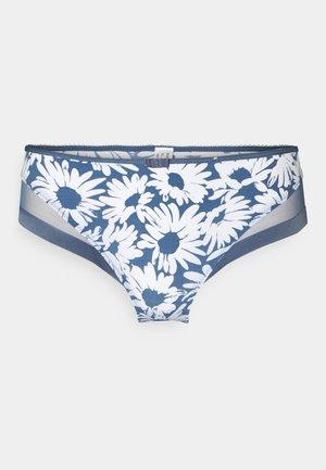 GENEROUS CLASSIC BRIEF - Briefs - blue/white