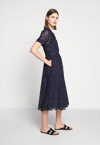J.CREW - MAHALIA DRESS - Košilové šaty - navy - 5