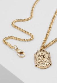 Topman - PENDANT - Necklace - gold-coloured