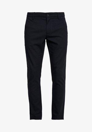 ONSMARK MELANGE  - Trousers - blue