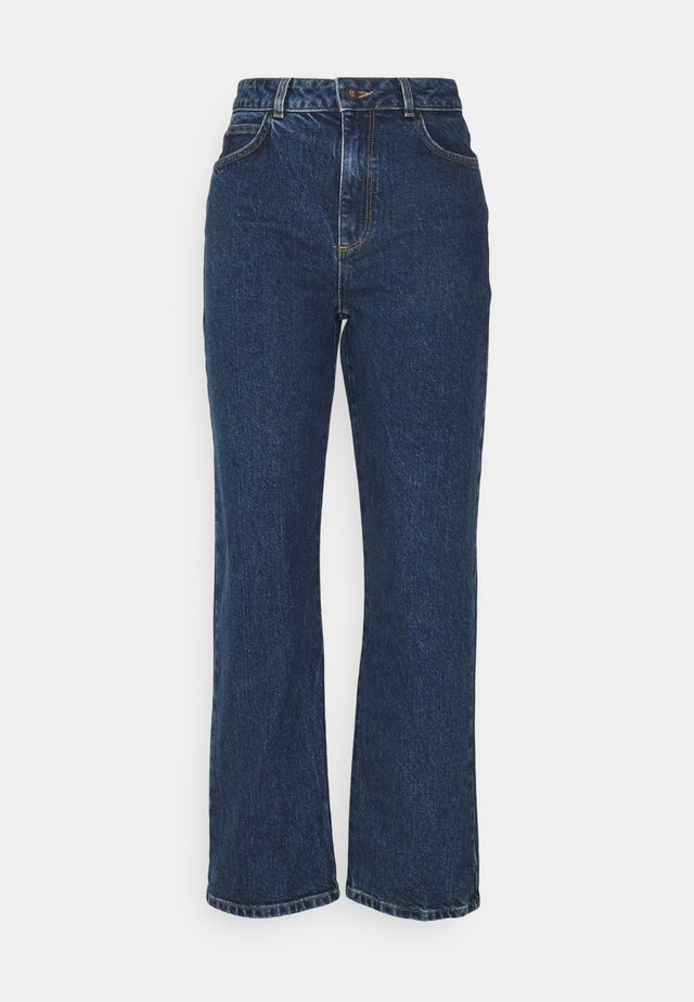 THOUGHT  - Straight leg jeans - mid blue wash