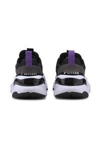 Puma - RISE CONTRAST  - Trainers - black - 4
