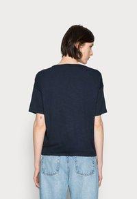 TOM TAILOR - Basic T-shirt - sky captain blue - 2