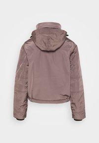 Hunter ORIGINAL - WOMENS INSULATED ANORAK - Winter jacket - lough - 1