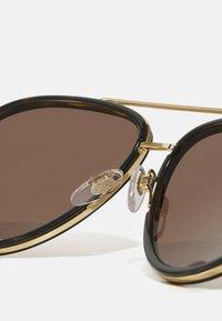 Burberry - UNISEX - Sluneční brýle - gold-coloured - 4
