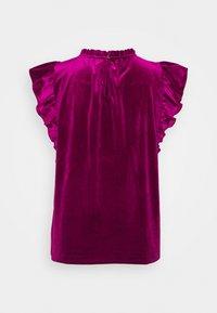 GAP - Print T-shirt - exotic fuchsia - 1