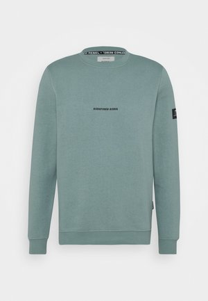 BRUCE - Sweater - mineral blue