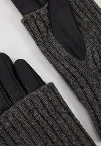 Vero Moda - VMMIE GLOVES - Fingerhandschuh - black - 4