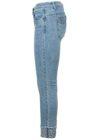 Buena Vista - Slim fit jeans - blue denim - 1