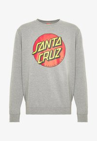 UNISEX CLASSIC DOT CREW  - Sweatshirt - dark heather