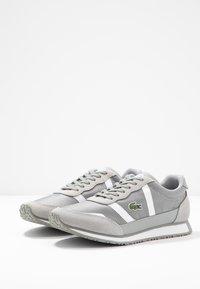 Lacoste - PARTNER  - Sneaker low - grey/white - 4