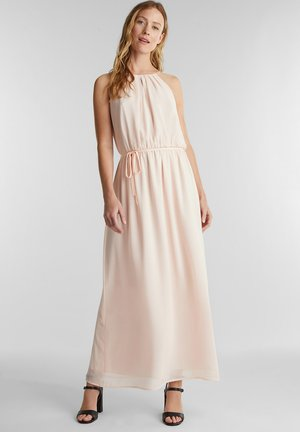 LANGES CHIFFON-KLEID - Maxi dress - pastel pink
