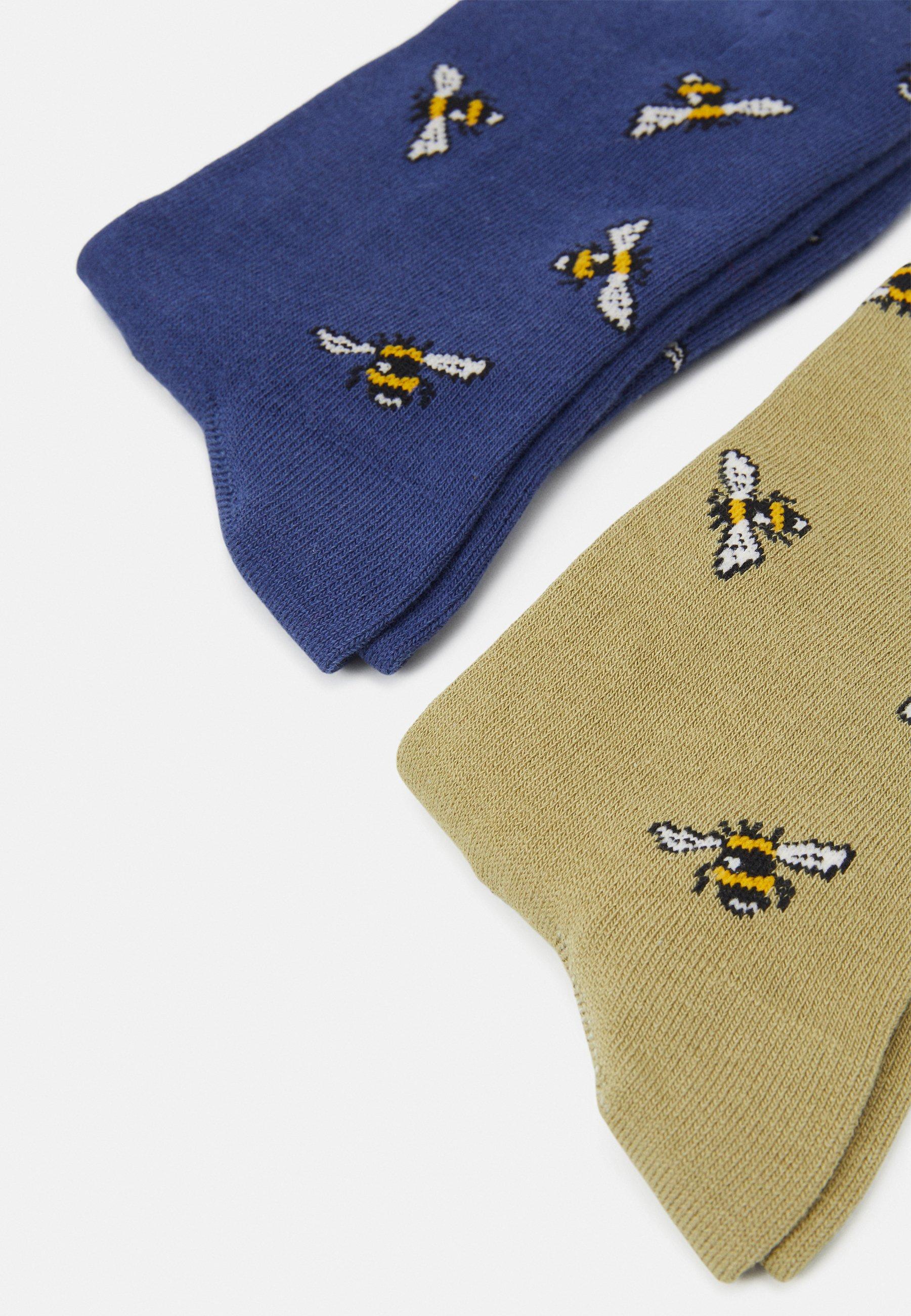 Femme RHODA BEE SOCKS 2 PACK - Chaussettes