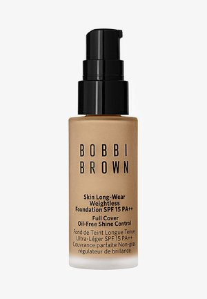 MINI SKIN LONG-WEAR WEIGHTLESS FOUNDATION - Foundation - warm sand