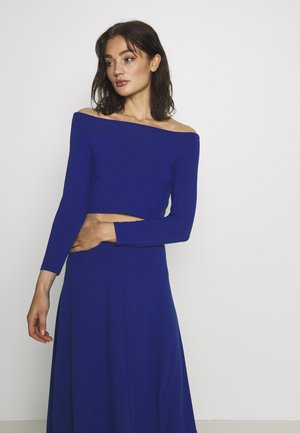 KIRA - Long sleeved top - blue