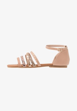THAYSSA - Sandals - medium beige