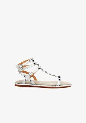 RACHEL - Sandals - silver