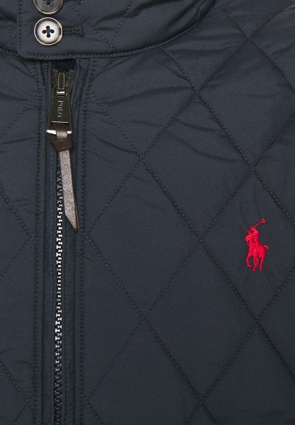 Polo Ralph Lauren Kurtka przejściowa - college navy/granatowy Odzież Męska QWER