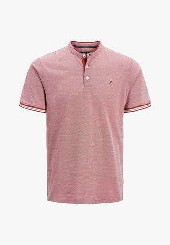 MANDARINKRAGEN - Print T-shirt - brick red