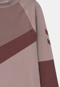 Hummel - KITH SEAMLESS UNISEX - Long sleeved top - deauville mauve - 2