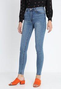 Lost Ink - Jeans Skinny - mid denim - 0